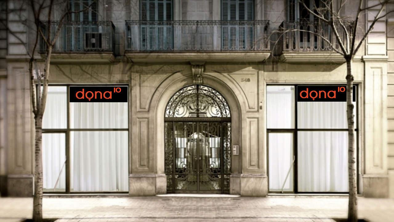 Dona10 abrirá su quinto centro en la calle Mallorca de Barcelona