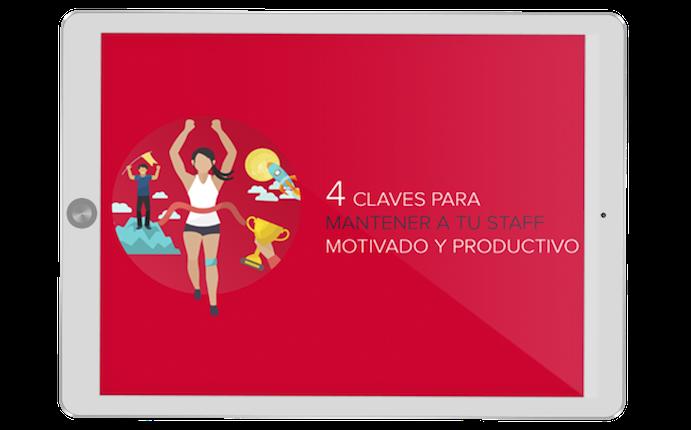 ¿Cómo mantener al staff motivado y productivo?
