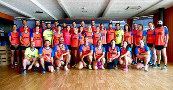Mizuno y Panasonic organizan una masterclass de running en Barcelona