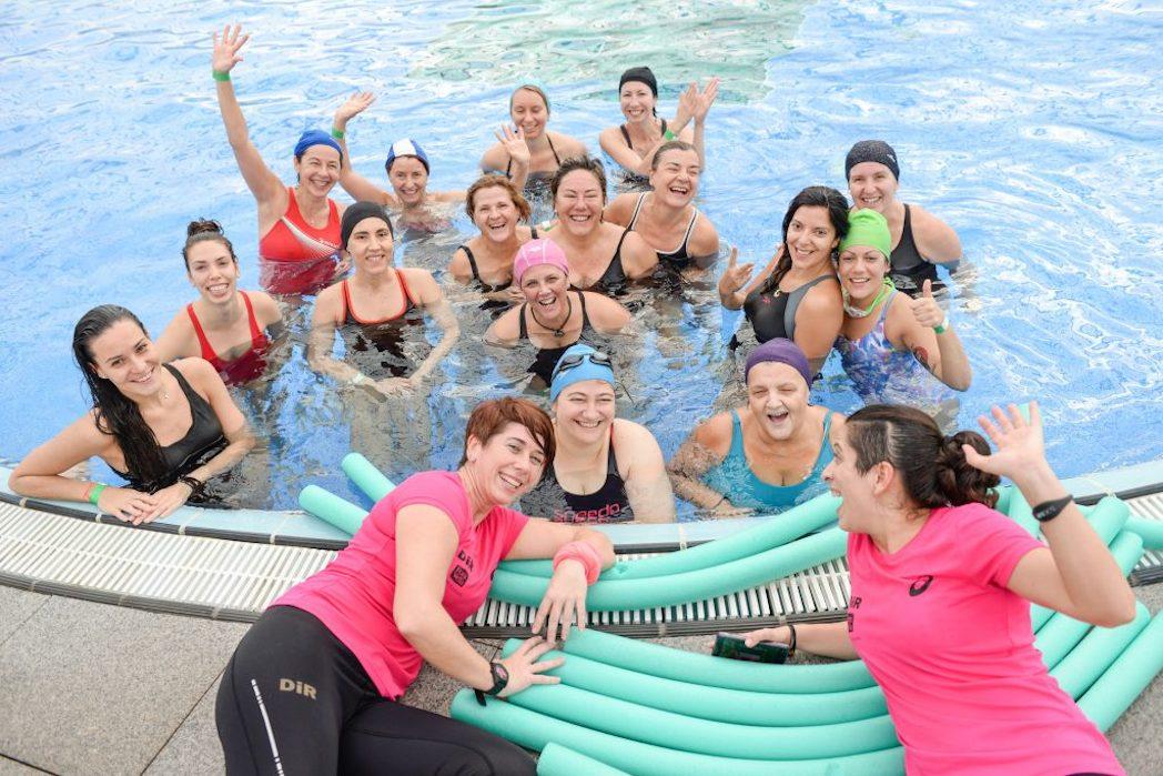 Llega la II edición de Mujeres de Agua de la Fundación DiR contra el cáncer de mama
