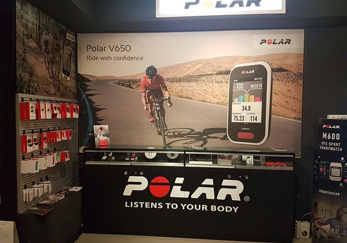 Polar crea los Polar Cycling Test Centers de la mano de 22 especialistas