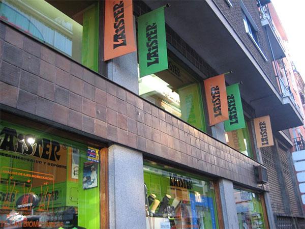 """Laister: """"La tienda especialista está en peligro de extinción"""""""