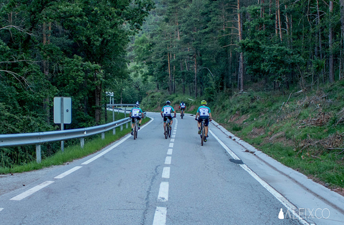 Probike organiza un año más la TransCatalunya Orbea Gore Bike Wear