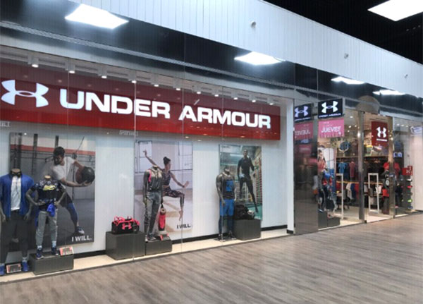 Under Armour suma tres outlets en España y no descarta más aperturas