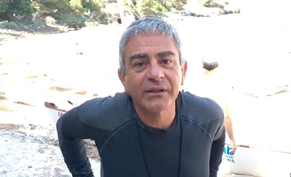 "Jordi Viladot: ""alucino que no haya 'bofetadas' para venir a la Volta a Menorca"""