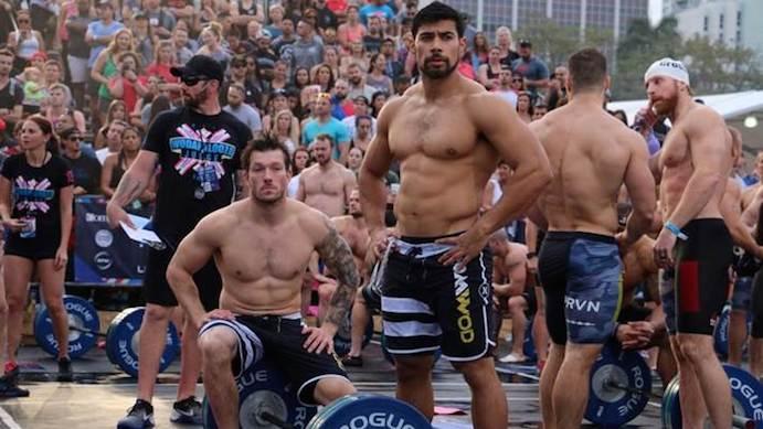 CrossFit total en Wodapalooza