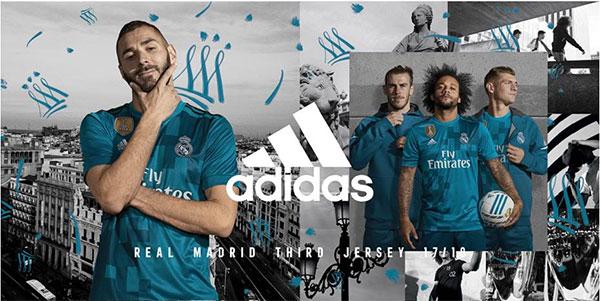 Adidas presenta la camiseta del Real Madrid diseñada por los fans