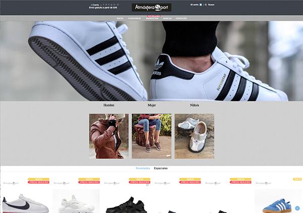 Atmósfera Sport Black inicia la venta online