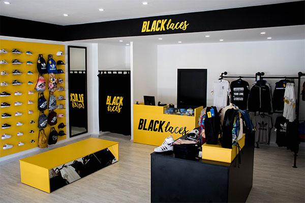 Black Laces abre su primera tienda de sneakers en Cádiz