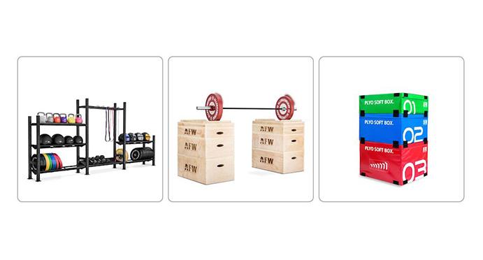 Oss Fitness lanza nueva sección y productos en su página web