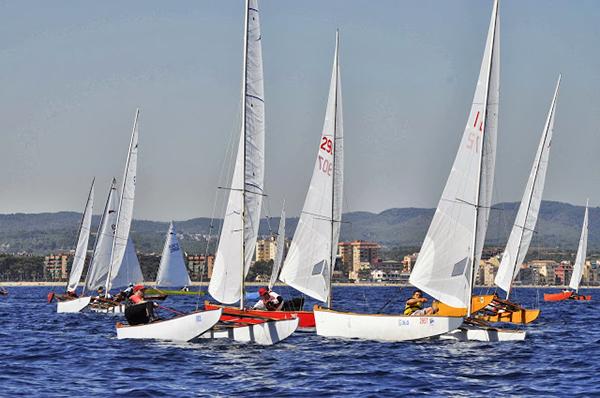 Torredembarra convoca el Campeonato de Cataluña de clubs de patín a vela 2017