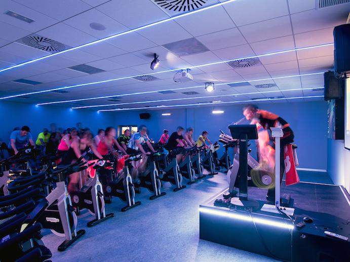 GO fit invierte 800.000 euros en renovar su gimnasio de Santander