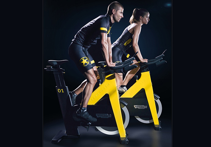 Technogym / Group Cycle