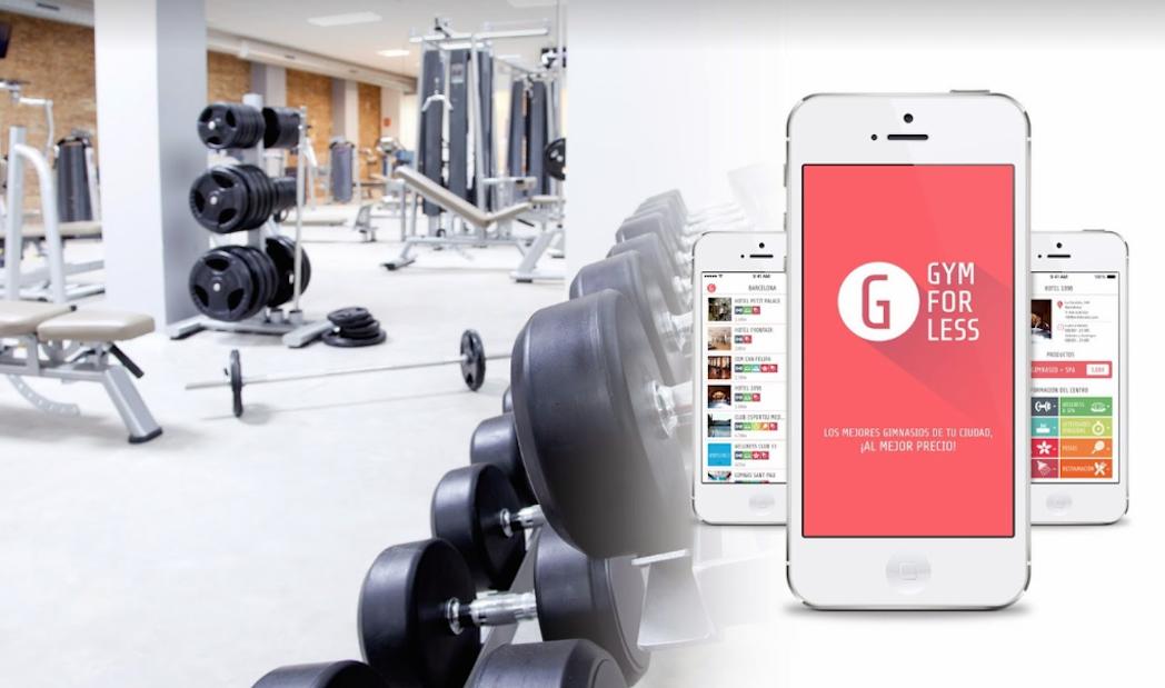 Gymforless crece un 145% en el primer semestre del 2017