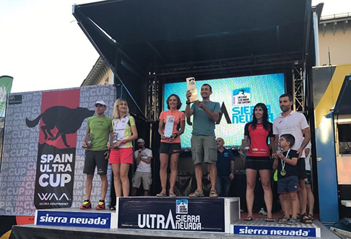 José Esteban Martínez se sitúa líder de la Spain Ultra Cup