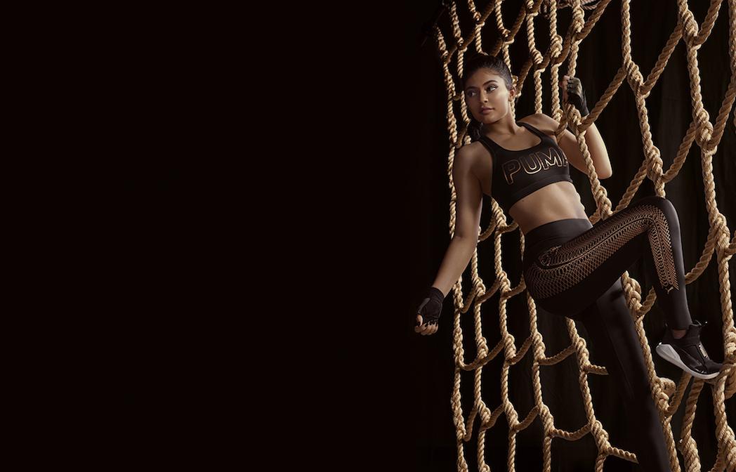 Puma cuenta con Kylie Jenner y las bailarinas del NYC Ballet para su nueva colección