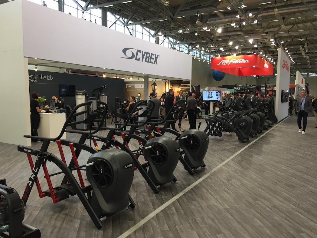 Life Fitness mantiene su crecimiento en el 8%
