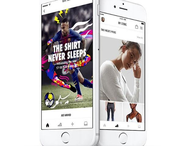 Nike trae a España su App con servicios y productos exclusivos