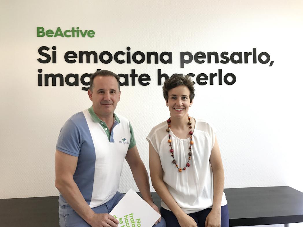 BeOne Boadilla externaliza la gestión del área de pádel