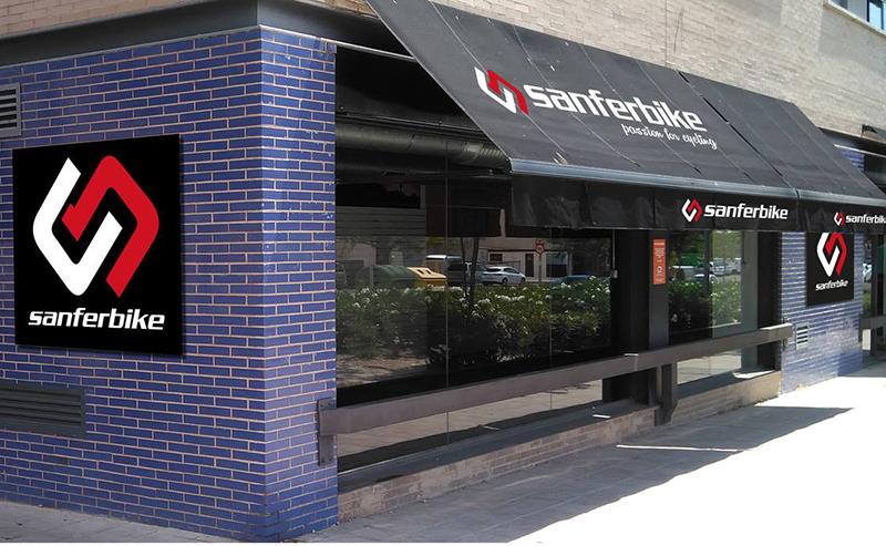 Sanferbike traslada su tienda de San Sebastián de los Reyes a un nuevo local