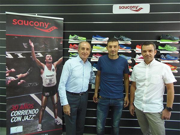 La Mitja Marató de Barcelona apuesta por Saucony