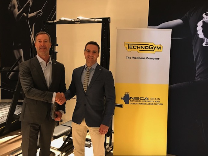 Technogym Iberia se asocia con NSCA Spain