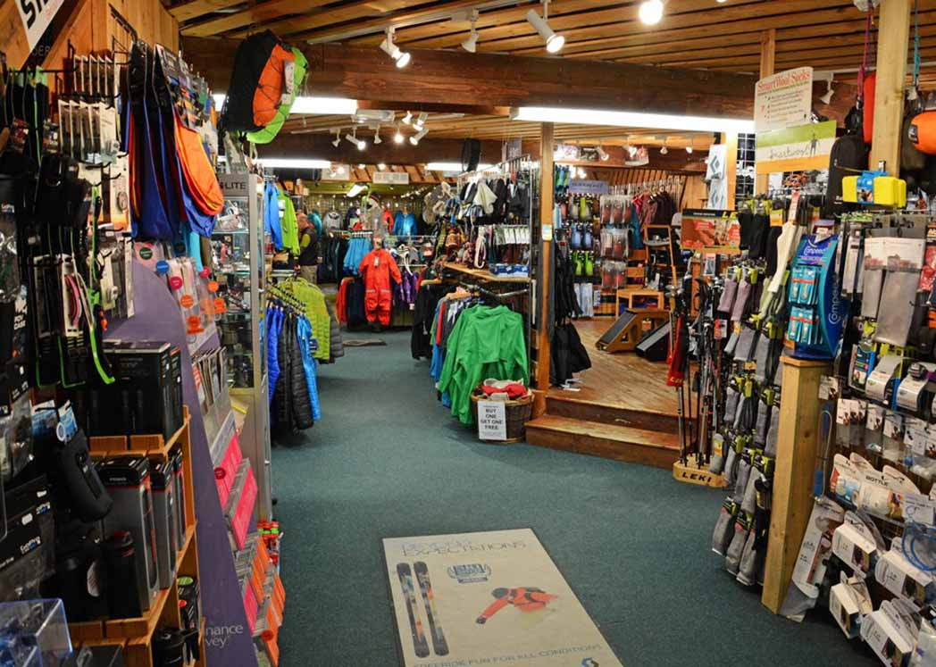 Alertan del descenso de afluencia a las tiendas de montaña