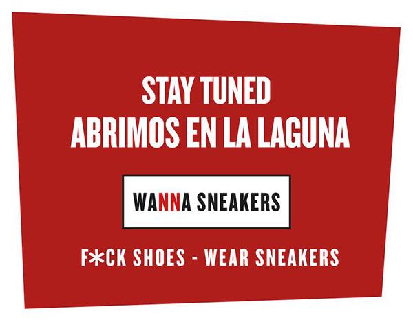 Wanna Sneakers llega a Canarias de la mano de Base Deportes Natalia