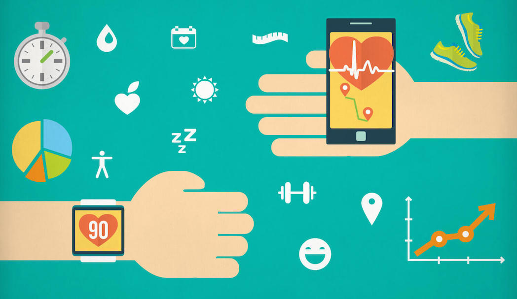 wearables fitness app