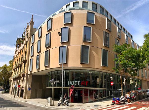 Duet Fit suma seis gimnasios en Barcelona
