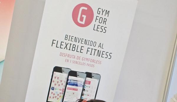 """Gymforless: """"aportamos una clave de flexibilidad al gimnasio que los usuarios demandan"""""""