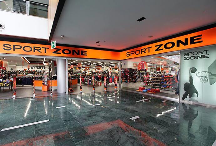 El propietario de Sport Zone reduce beneficios en el primer semestre
