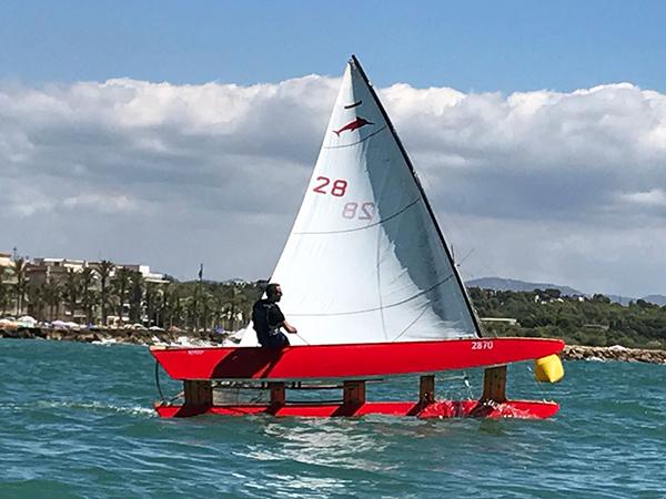 Xavier Aránega gana el 46º Trofeo Cubelles