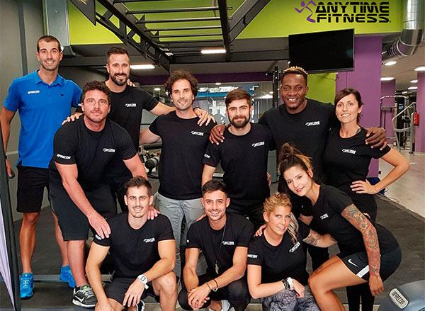 Anytime Fitness abre en Sabadell y Mislata