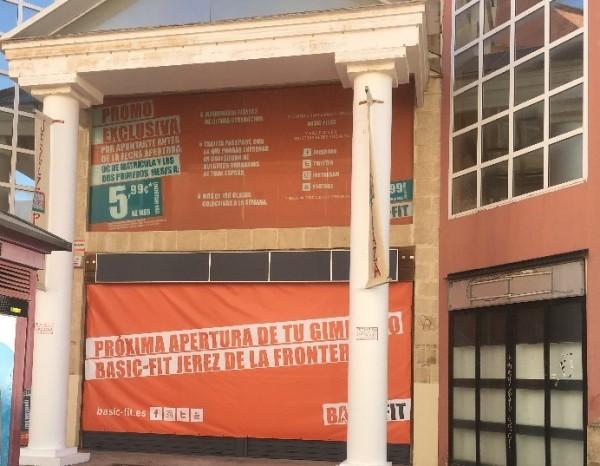 Basic-Fit ultima la apertura de su primer gimnasio en Cádiz