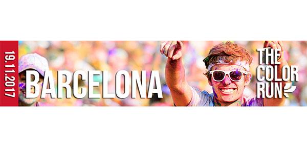 The Color Run Barcelona pospone su celebración por el Referendum