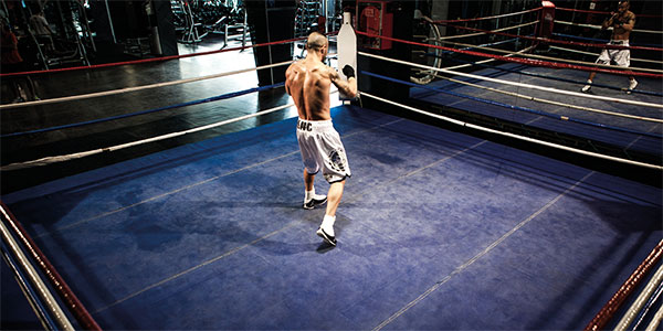 DiR lanza su primer curso para instructores de boxeo