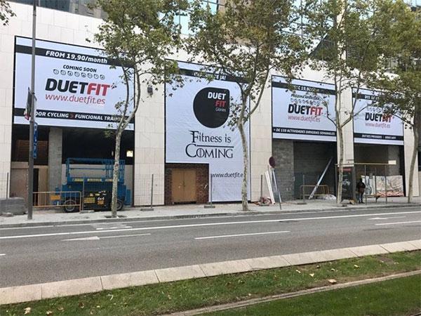 Duet Fit abre inscripciones para sus futuros gimnasios de Sants y Glòries