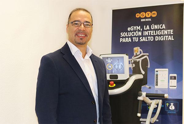 eGym asciende a Juan Ramón Gabino a la dirección comercial
