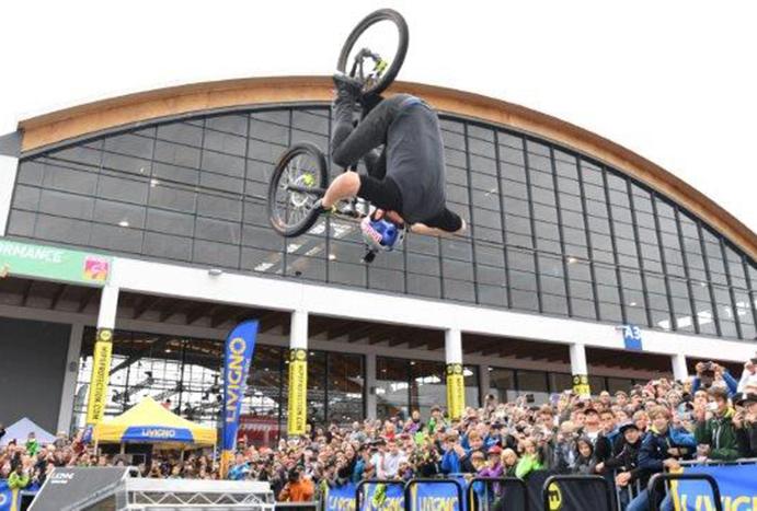 Eurobike 2017 iguala la cifra de visitantes del año pasado
