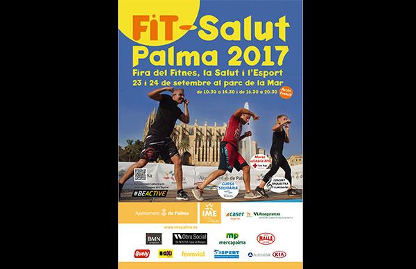 AFW debutará en Fit-Salut Palma
