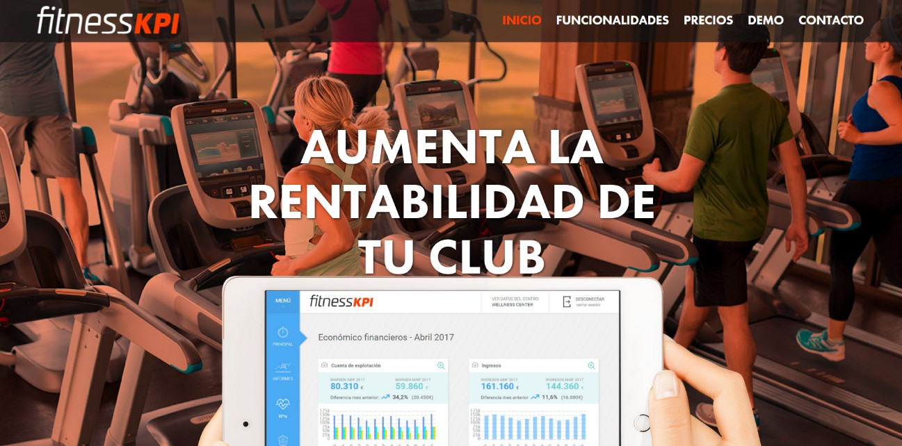 WSC Consulting lanza Fitness KPI