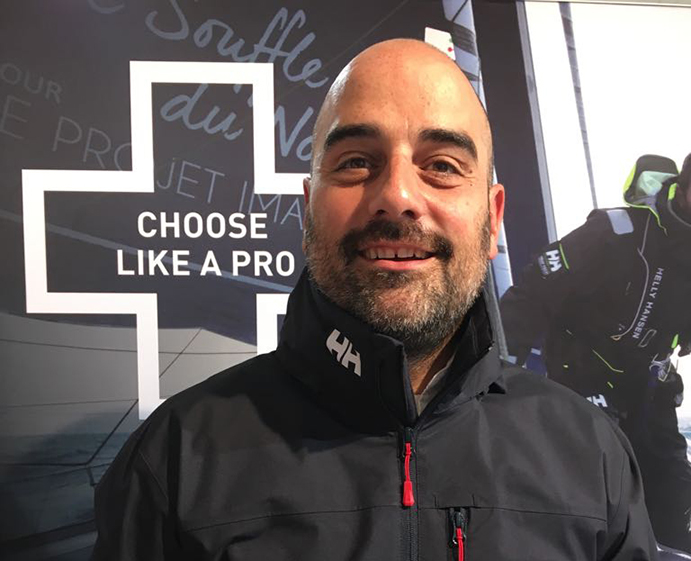 Oriol Mercadal, nuevo Country Sales manager de Helly Hansen para España