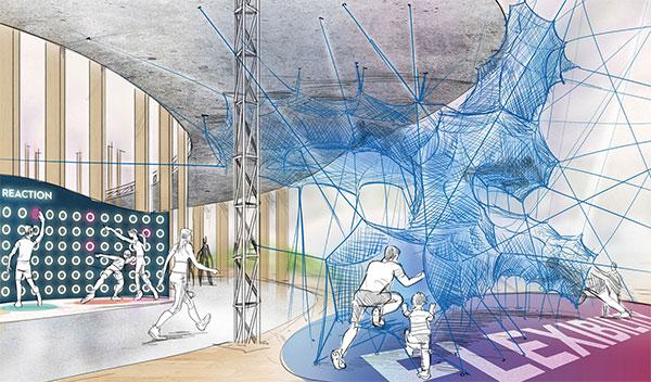 McFit proyecta un gimnasio de 55.000 m2 y gratuito