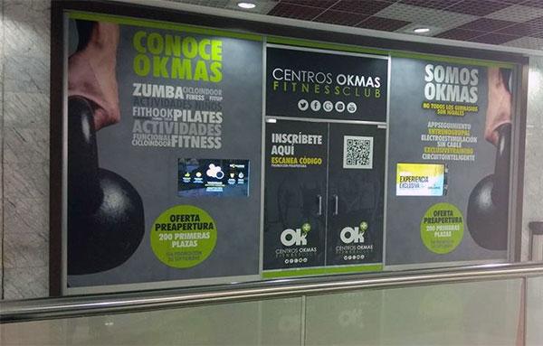 OkMas aterriza en Zaragoza