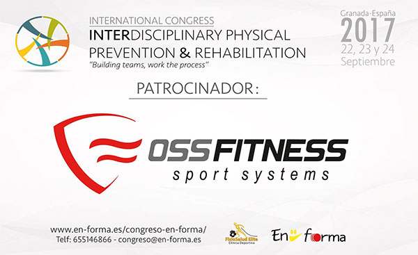 Granada acoge el I Congreso Internacional de Readaptación y Prevención Física