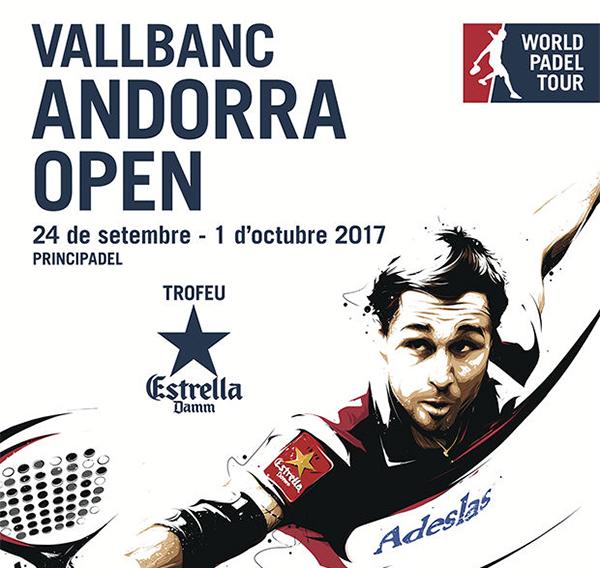 La nueva catedral del pádel de Andorra reúne a los mejores jugadores del mundo