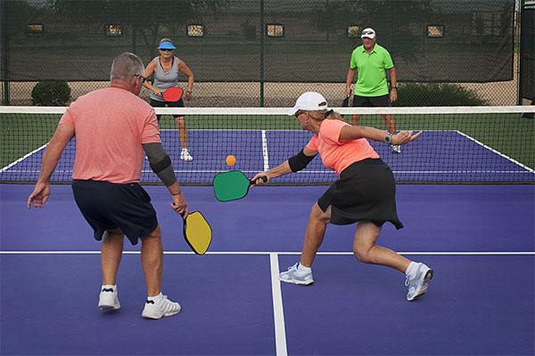El Pickelball, una mezcla de deportes de raqueta, quiere crecer en España