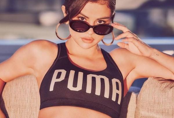 Puma revoluciona las redes sociales con el fichaje de Selena Gómez