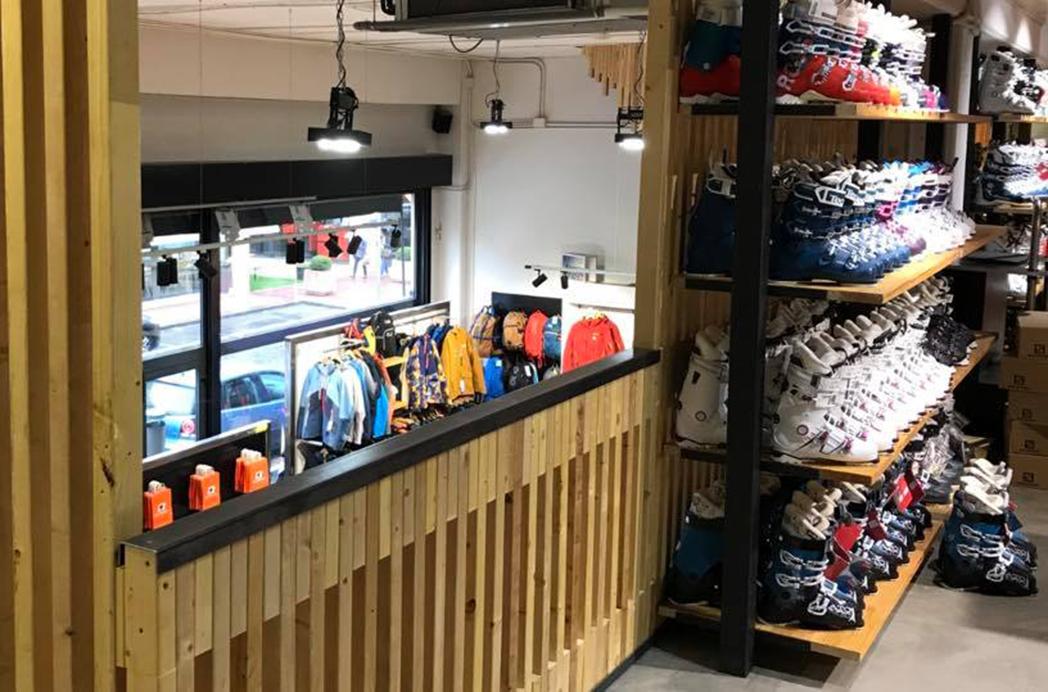 Ski Market se une al cobro por probar las botas de esquí para disuadir el 'showrooming'